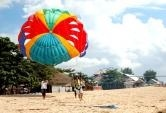 Watersport :: parasailing
