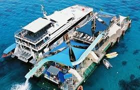 Wisata Kapal Layar : Bali Hai Cruises