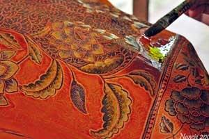 Batik Galuh Di Gianyar Bali