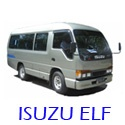 Rental Mini Bus: ISUZU ELF