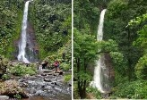 Waterfall in Gitgit - Bali