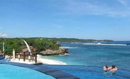 Rekomendasi Hotel Di Nusa Lembongan Bali