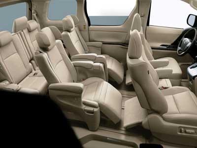 Keistimewaan Mobil Toyota Alphard