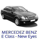 Mercedez Benz E320 (new eyes)