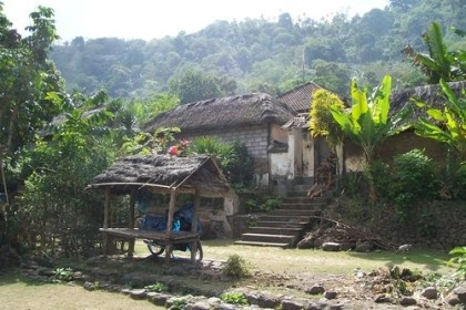 460 Gambar Rumah Adat Suku Bali Aga Gratis