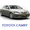 Luxury Bali Car Rental: TOYOTA ALL NEW CAMRY