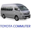 Luxury Bali Car Rental: TOYOTA COMMUTER