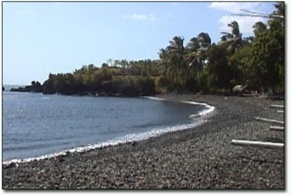 Objek Wisata Pantai Tulamben - Bali
