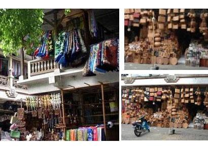 Pasar Seni di Ubud